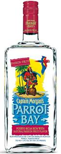 Captain Morgan Parrot Bay Rum Passion Fruit 1.00l
